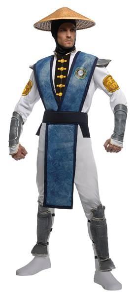 Adult Mortal Kombat Raiden Costume