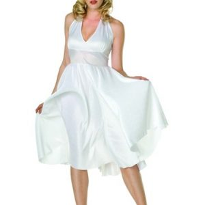 Adult Movie Star Marilyn Costume