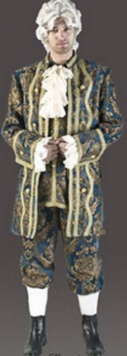 Adult Mozart Costume