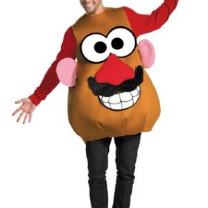 Adult Mr. Potato Head Costume