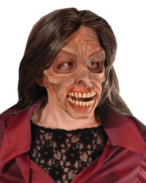 Adult Mrs. Living Dead Mask
