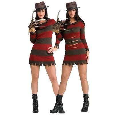 Adult Ms. Krueger Costume