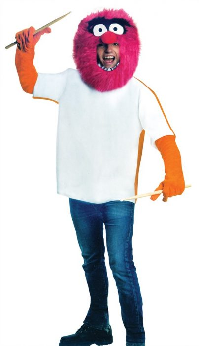 Adult Muppets Animal Costume