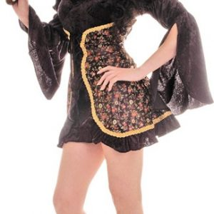 Adult Mutiny Black Costume