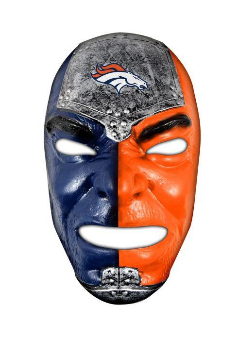 Adult NFL Denver Broncos Fan Face Mask