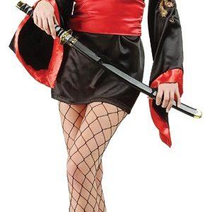 Adult Naughty Ninja Costume