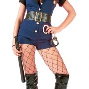 Adult Naughty Sheriff Costume