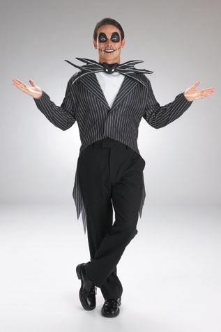 Adult Nightmare Before Xmas Jack Skellington Costume