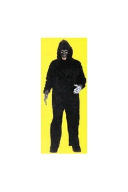 Adult No Chest Gorilla Costume
