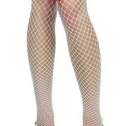 Adult Nurse Fishnet Tights