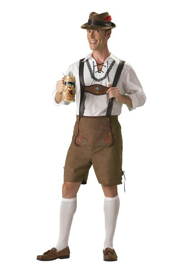 Adult Oktoberfest Guy Costume