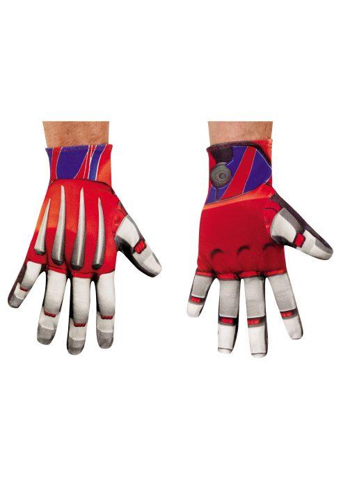 Adult Optimus Prime Gloves