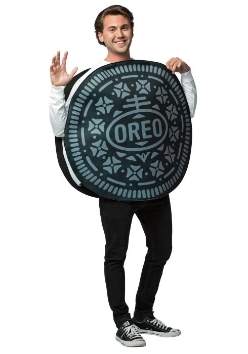 Adult Oreo Cookie Costume