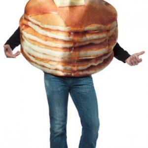 Adult Pancake Costume