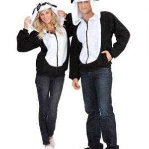 Adult Panda Hoodie