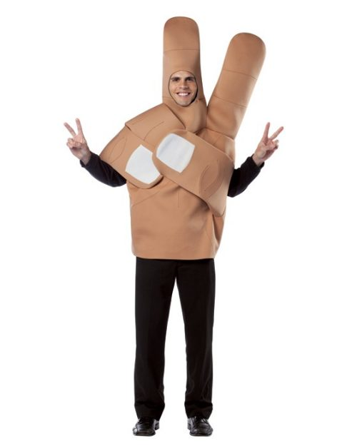 Adult Peace Out Costume