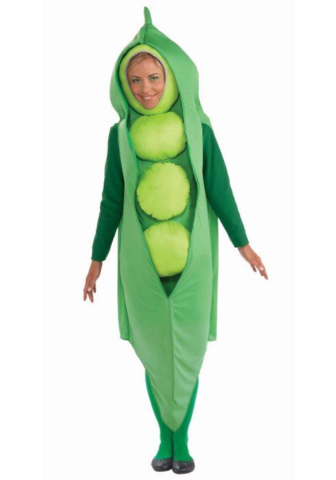 Adult Peas Costume