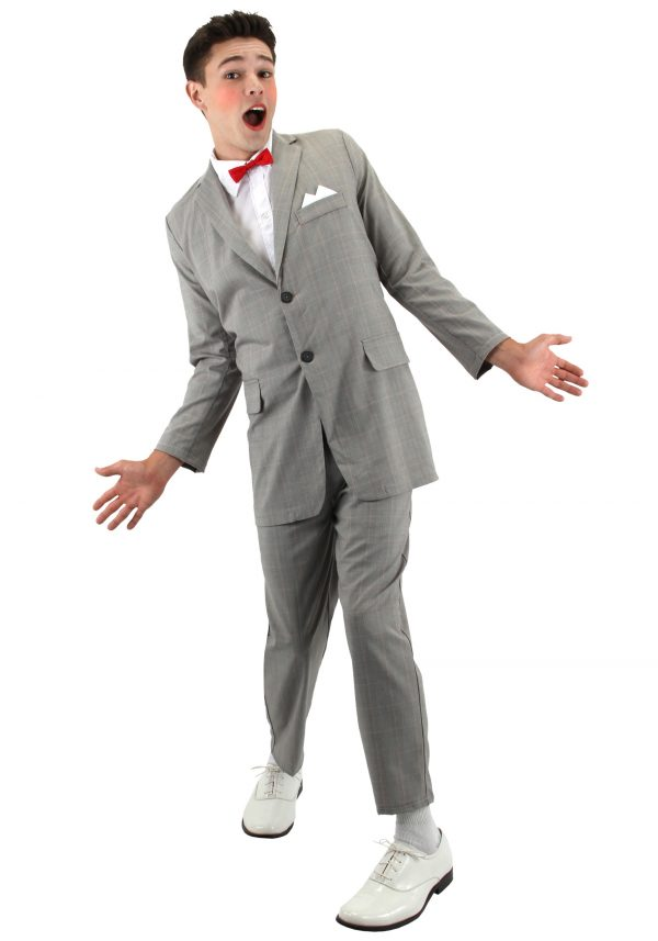 Adult Pee-Wee Costume