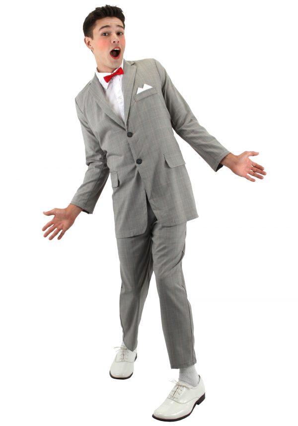 Adult Pee-Wee Costume
