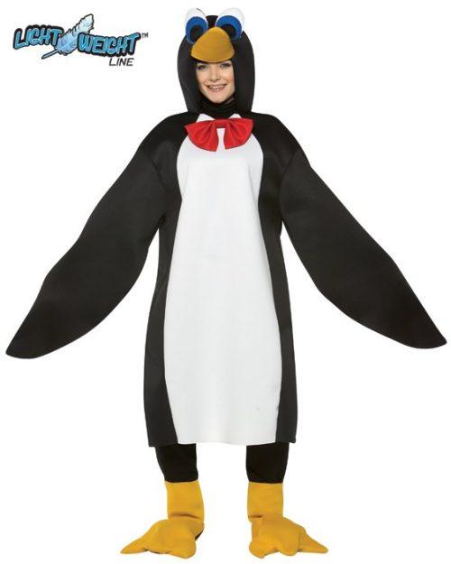 Adult Penguin Costume - Lightweight