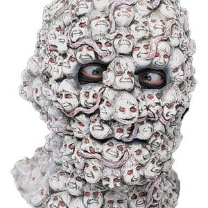 Adult Pied Piper Ghoul Mask