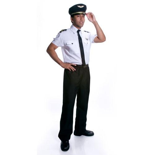 Adult Pilot Costume