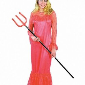 Adult Pink Devil Costume