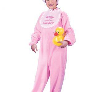 Adult Pink Pajamas Costume