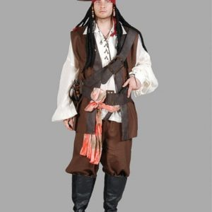 Adult Pirate Captain Costume