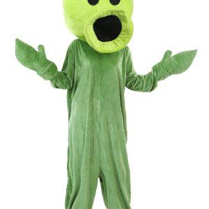 Adult  Plants Vs Zombies Peashooter Costume