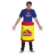 Adult Play Doh Costume
