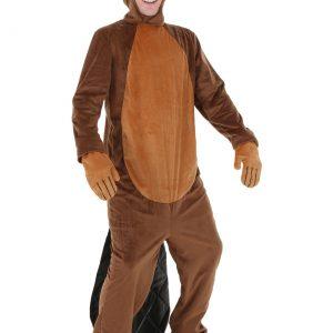 Adult Plus Size Beaver Costume