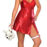 Adult Plus Size Betty Boop Costume