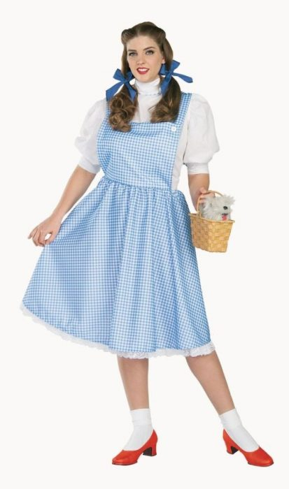 Adult Plus Size Dorothy Wizard of Oz Costume