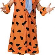 Adult Plus Size Fred Flintstone Costume