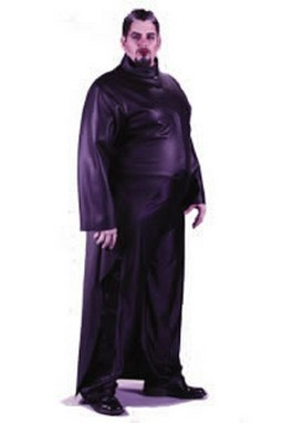 Adult Plus Size Night Walker Goth Costume