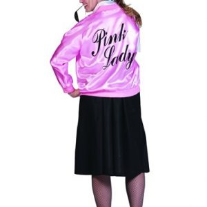 Adult Plus Size Pink Lady Jacket