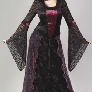 Adult Plus Size Vamptessa Vampire Costume