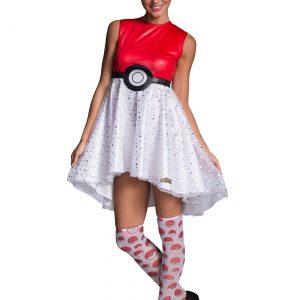 Adult Poke Ball Dress