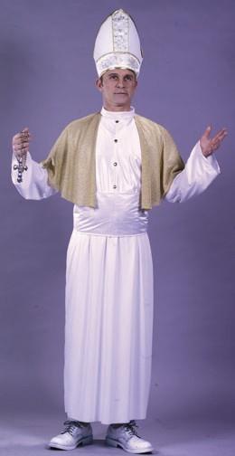Adult Pontiff Costume