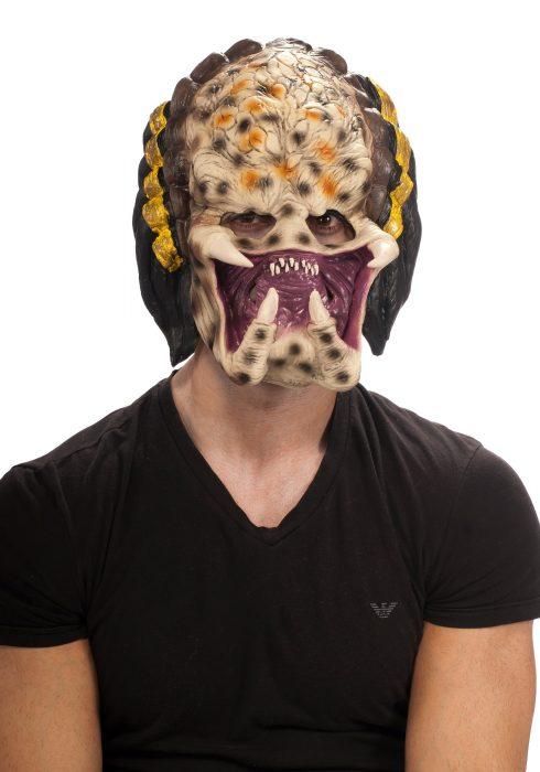 Adult Predator 3/4 Vinyl Mask