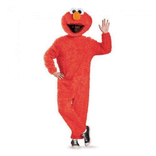 Adult Prestige Elmo Costume