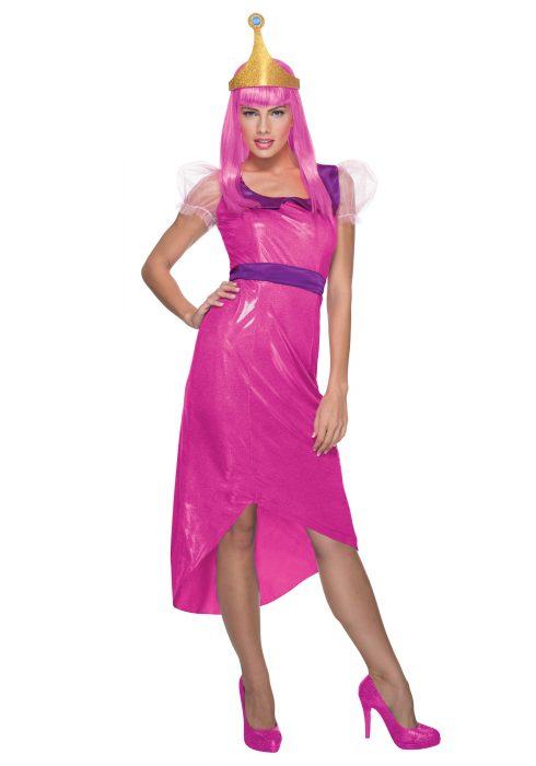 Adult Princess Bubblegum Costume
