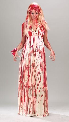 Adult Prom Nightmare Costume