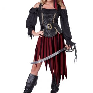 Adult Queen of the High Seas Costume