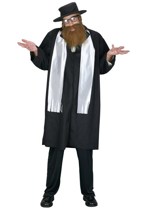 Adult Rabbi Costume
