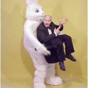 Adult Rabbit Illusion Costume