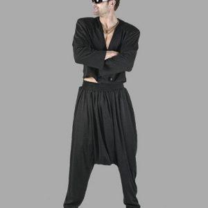 Adult Rapper Costume ? Black