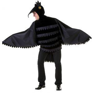 Adult Raven/Crow Costume