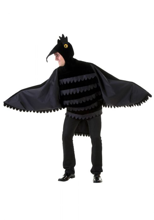 Adult Raven/Crow Costume